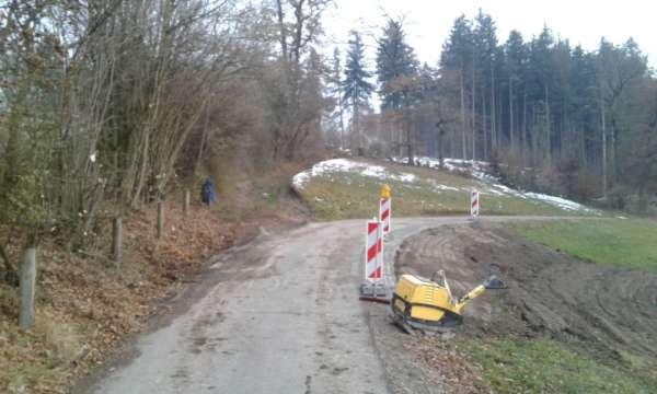 Straßenbau & Markierung